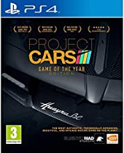 Project Cars - Game Of The Year Edition Ps4