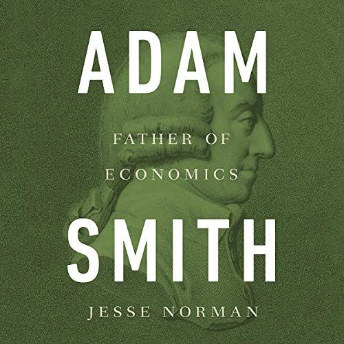 Adam Smith audiobook cover art