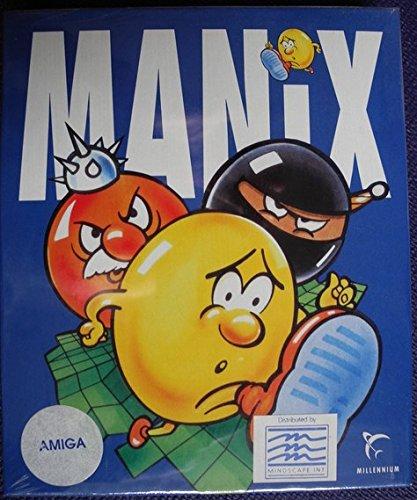 MANIX Mindscape Millenium [Commodore AMIGA Version] für Amiga 500 oder höher