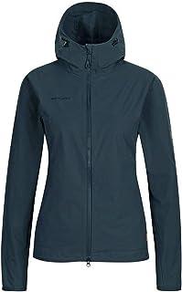 [マムート] 防水ジャケット グラナイト SO Hooded Jacket AF Women 1011-00331 5118 marine S(EU-XS)