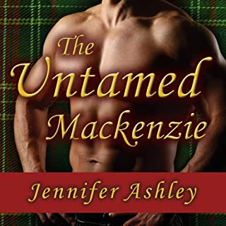 The Untamed Mackenzie audiobook cover art