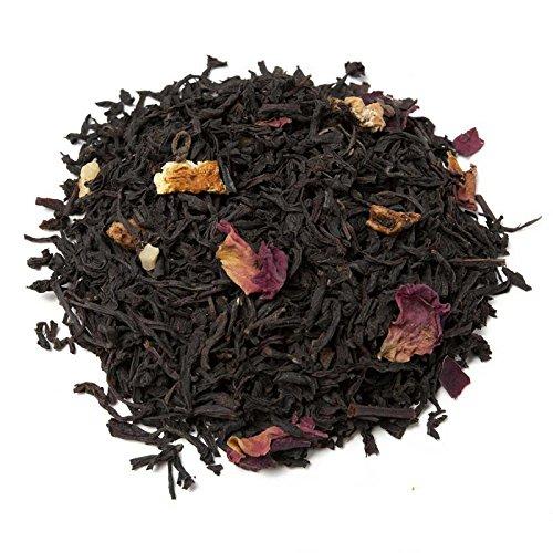 Aromas de Té - Té Negro Turco Antioxidante Sabor Manzana y Canela/Té Negro Digestivo con Canela y Manzana de Turquía, 100 gr