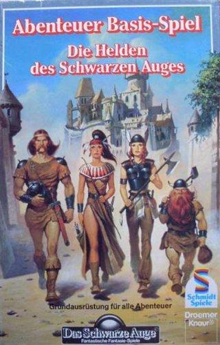 DSA BOX: Abenteuer Basis-Spiel, Basisspiel, No. 01727 (Das Schwarze Auge)