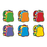 Make learning and classroom management into adventure with these colorful backpack cutouts. Plenty of room on front for student names, jobs, data, or news. Space on back for messages and more. Endless uses! Postcards and invitations, flashcards and g...