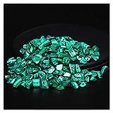 CHSDN Cuentas de fragmentos Naturales Piezas de Piedra curativas Irregulares. Perlas Sueltas utilizadas para Hacer Pendientes de Collar de Pulsera de Bricolaje
