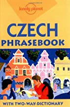Lonely Planet Czech Phrasebook: With Two-Way Dictionary (English and Norwegian Edition)