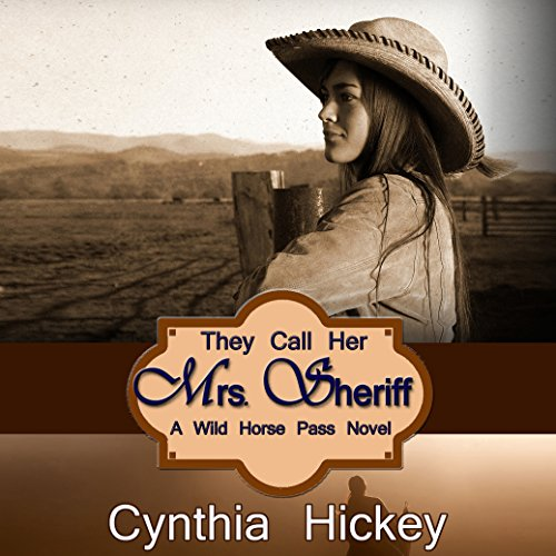 They Call Her Mrs. Sheriff audiobook cover art