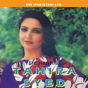 The Enchanting Tahira Syed