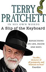 Cover of A Slip of the Keyboard: Collected Non-fiction by Terry Pratchett
