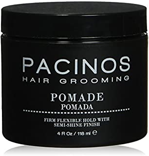 PACINOS POMADE - Firm & Flexible Hold With Semi Shine Finish