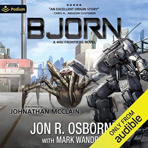 Bjorn audiobook cover art