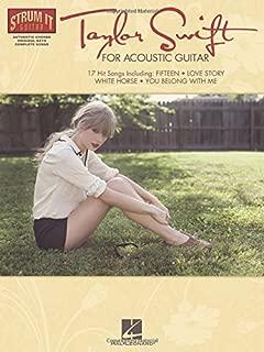 Taylor Swift for Acoustic Guitar (Strum It Guitar)