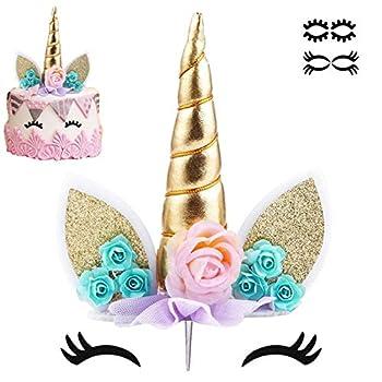 Best unicorn cake decorations Reviews