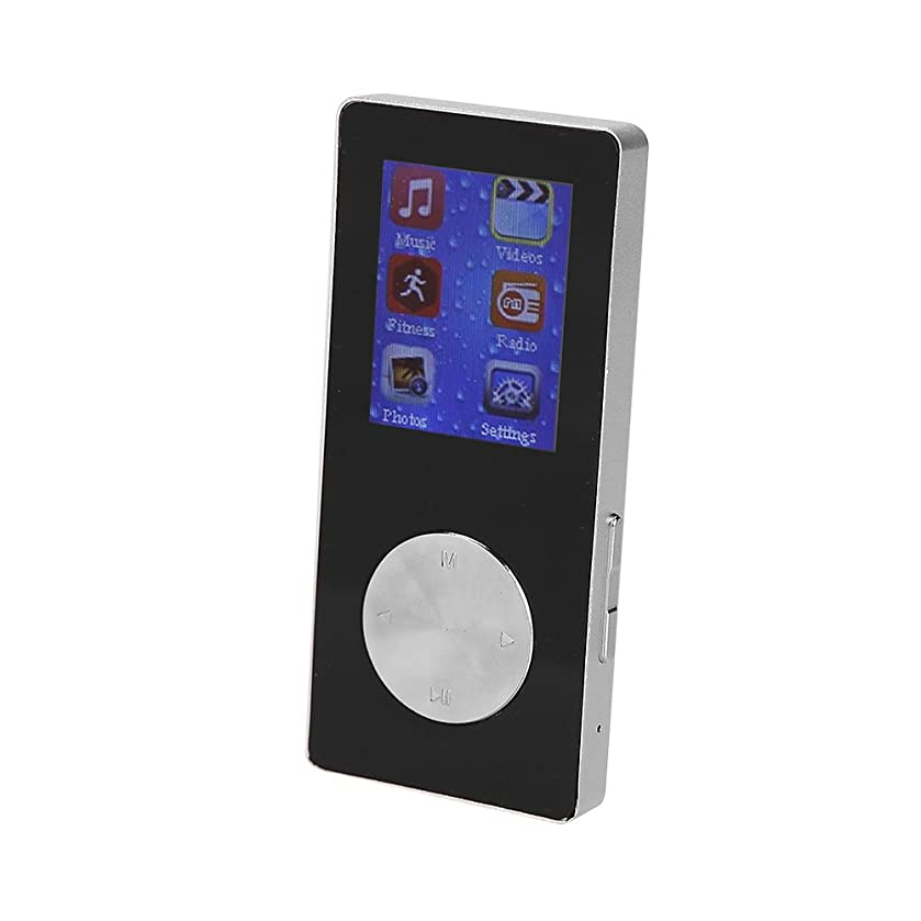 MP4 Music Player Portable with 4G Full Metal MP3 Support SD Card