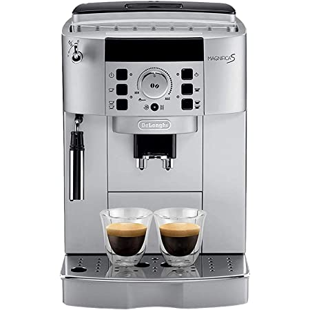 DeLonghi ECAM 22110 SB Cafetière automatique / Gris (Import Allemagne)