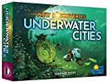 Rio Grande Games Underwater Cities: New Discoveries Expansion (Toy)
