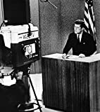 John F. Kennedy at The Kennedy-Nixon Debates Poster Print