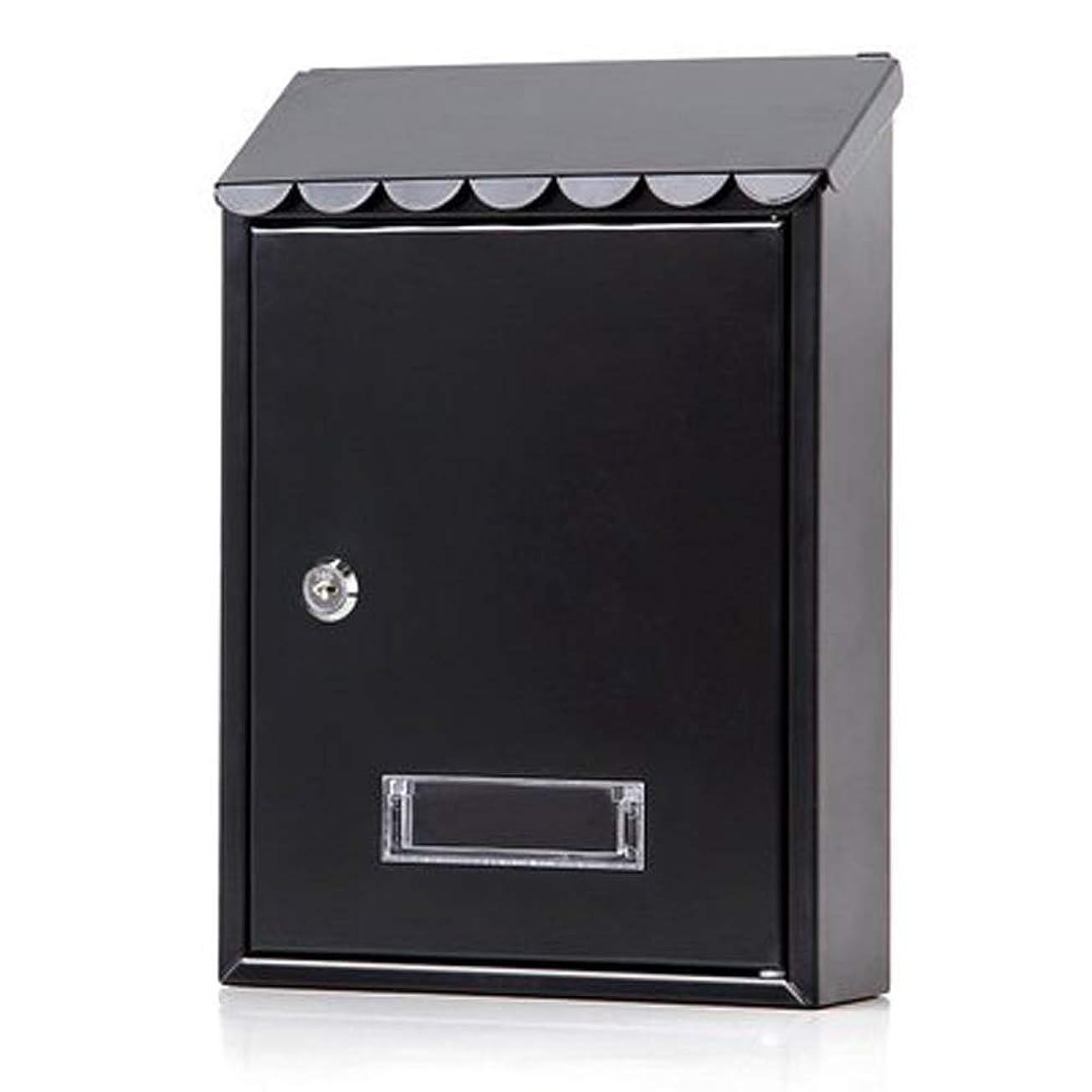 すべき争い表現SHYPwM レポートボックスパスワードロックメールボックス屋外用防水防錆鍛造アイアンメールボックスヨーロッパの提案ボックスクレームボックス