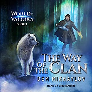 The Way of the Clan 3 audiobook cover art