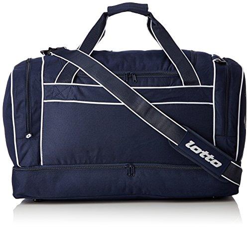 Lotto Sport Uni Bag Hero, navy/wht/silv., 67x33x38, 98 liters, L5138