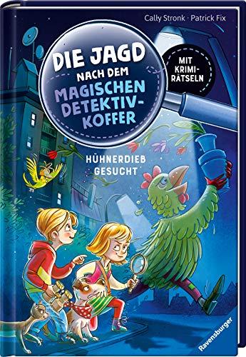Die Jagd nach dem magischen Detektivkoffer, Band 3: Hühnerdieb gesucht!