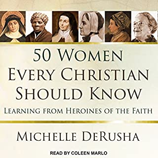 50 Women Every Christian Should Know cover art