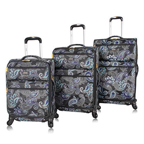 Lucas Designer Luggage Collection