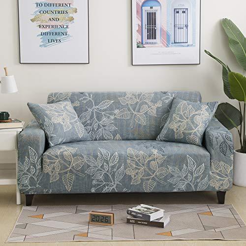 Timmo Stretch Sofabezüge Sofa Schonbezug Couchbezüge Spandex Softsofa Sofabezug, Waschbarer Möbelschutz mit elastischem Boden Kinder, Haustier 3Seater Sofa74.8-90.5in (190-230cm) Foto 6