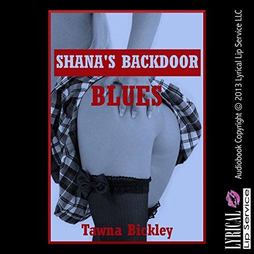 Shana's Backdoor Blues cover art