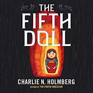 The Fifth Doll                   By:                                                                                                                                 Charlie N. Holmberg                               Narrated by:                                                                                                                                 Angela Dawe                      Length: 8 hrs and 34 mins     1,310 ratings     Overall 4.0