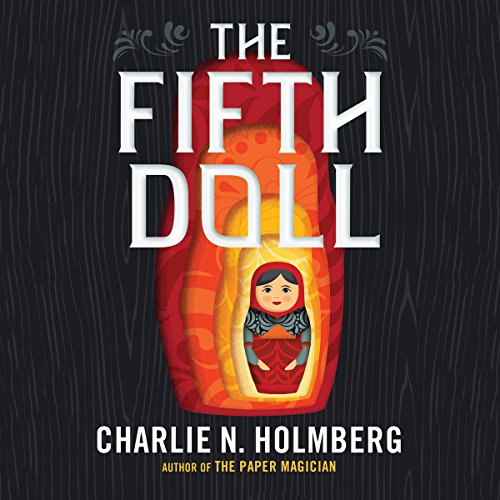 The Fifth Doll cover art