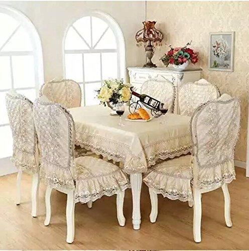 Nouveau tissu de style europ¨¦en de haute qualit¨¦, salle ¨¤ manger chaise coussin, tapis de meubles, rev¨ºtements costume,110*160CM