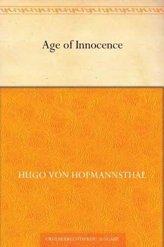 Age of Innocence (German Edition)