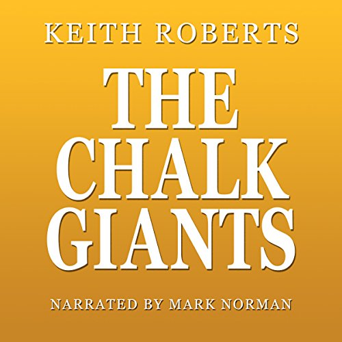 The Chalk Giants audiobook cover art