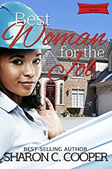 Best Woman for the Job (Jenkins Family Series Book 0) by [Sharon C. Cooper]