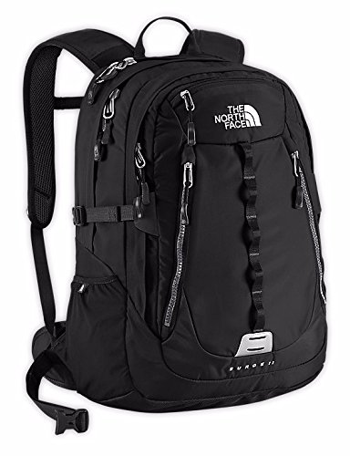 The North Face Surge II Backpack TNF Black Size One Size