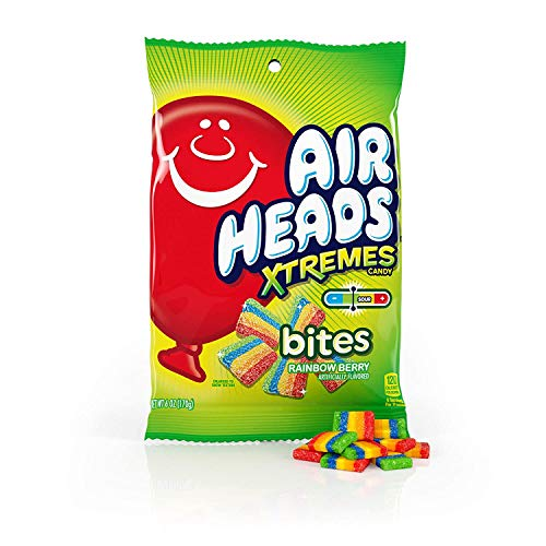 Airheads Xtremes Bites Rainbow Berry (2 Pack)