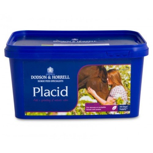 Dodson & Horrell Placid Horse Calmer Supplement x Size: 1 Kg Refill Bag