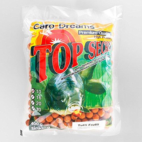 Top SecretAmino Mini Boilies 10mm Tutti-Frutti 400g