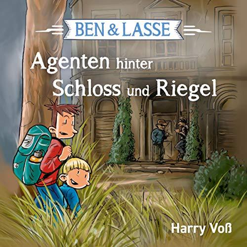 Agenten hinter Schloss und Riegel Titelbild