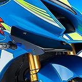 Juego Alerones Downforce para Suzuki GSX-R 1000 / R 17-19 Azul Puig 9738a
