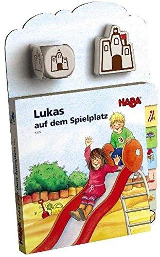 Lukas auf dem Spielplatz