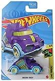 DieCast Hotwheels [Tricera Truck], Dino Riders 3/5 [Purple]