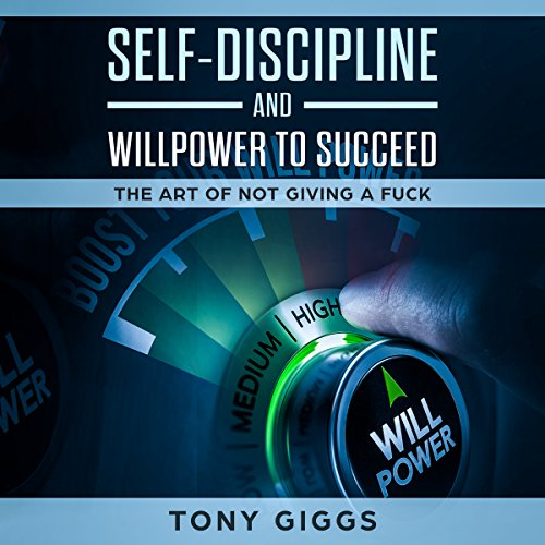Self-Discipline and Willpower to Succeed Titelbild