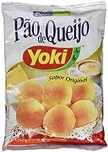Yoki - Cheese Bread Mix - 8.82 Oz (PACK OF 04) | Mistura p/ Pão de Queijo | Mezcla p/ Pan de Quejo - 250g