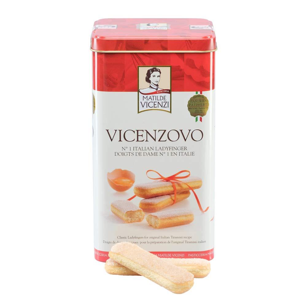 Vicenzovo New mail order Max 53% OFF Savoiardi Ladyfingers by Vicenzi Matilde Gourmet Ita