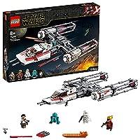 LEGO 75249 Star Wars Widerstands Y-Wing Starfighter, Bauset, Mehrfarbig