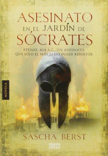 Asesinato en el jardín de Sócrates (Algaida Literaria - Inter)