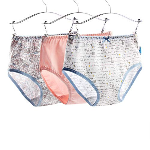 HUABEI Men's Underwear Men's Cotton briefsA-1sapphireA-1M Z1