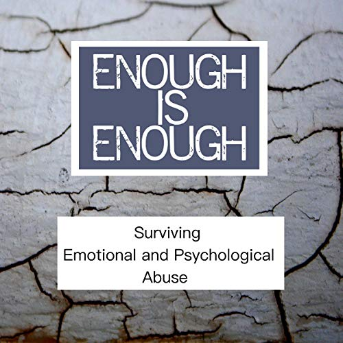 Enough Is Enough audiobook cover art